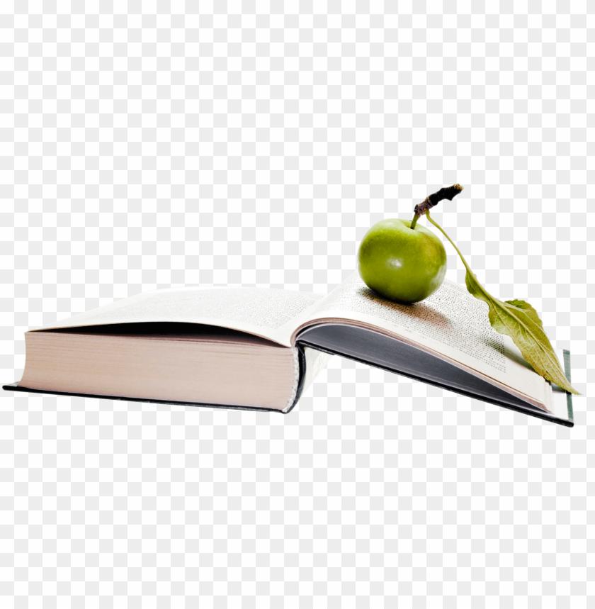 free PNG Download apple on book png images background PNG images transparent