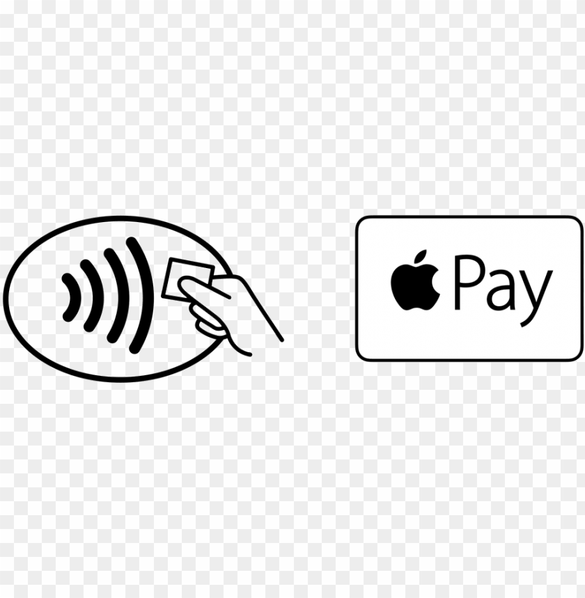 free PNG apple pay logo - apple pay ico PNG image with transparent background PNG images transparent