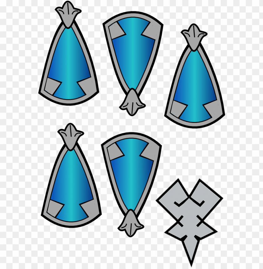 free PNG aquawayfinder wayfinder kingdom hearts, kingdom hearts - kingdom hearts wayfinder diy PNG image with transparent background PNG images transparent
