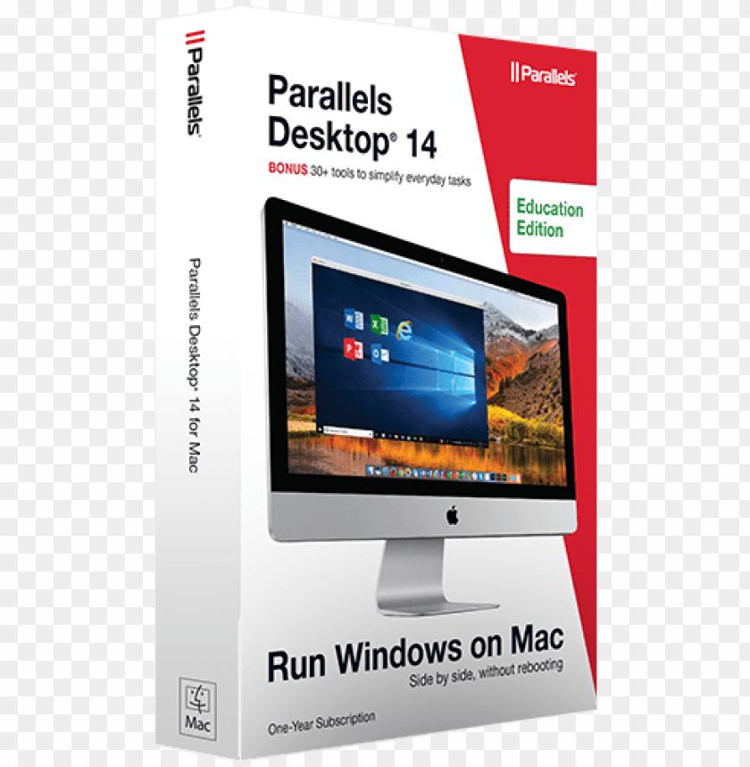 free PNG arallels desktop 14 for mac (1 year subscription) - parallels desktop 14 for mac PNG image with transparent background PNG images transparent