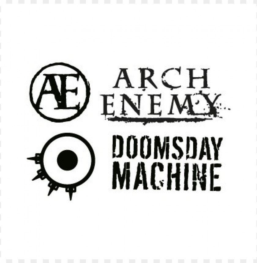 free PNG arch enemy logo vector PNG images transparent