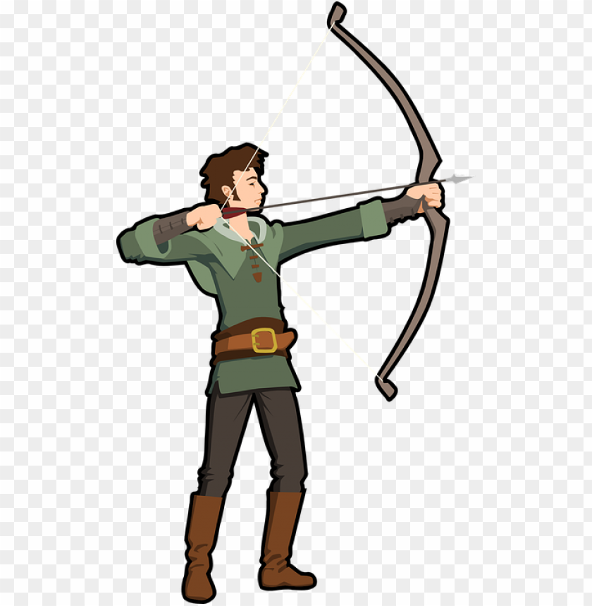 free PNG archer clipart PNG image with transparent background PNG images transparent