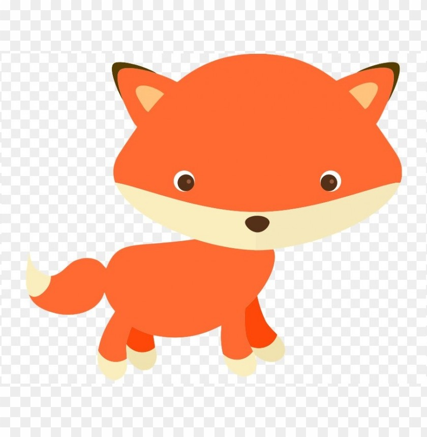free PNG Download arctic fox cartoon cli clipart png photo   PNG images transparent