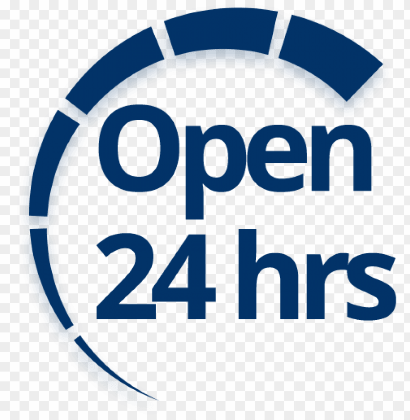 areas covered by us open 24 hours logo png image with transparent background toppng open 24 hours logo png image with