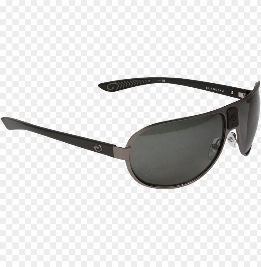 free PNG argoyles pilot sunglasses, gun metal frame with smoke - lens PNG image with transparent background PNG images transparent