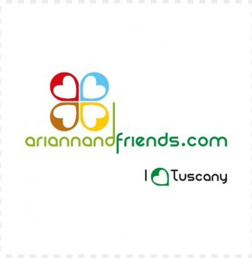 free PNG arianna & friends logo vector PNG images transparent