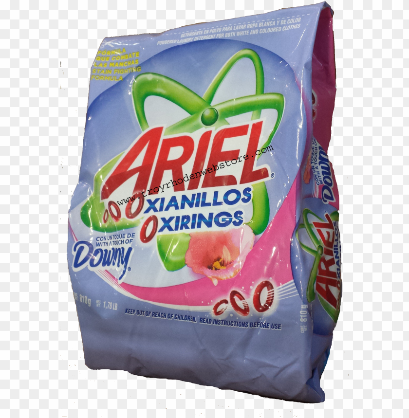 free PNG ariel laundry detergent bleach powder wash soap 810g - ariel oxianillos PNG image with transparent background PNG images transparent