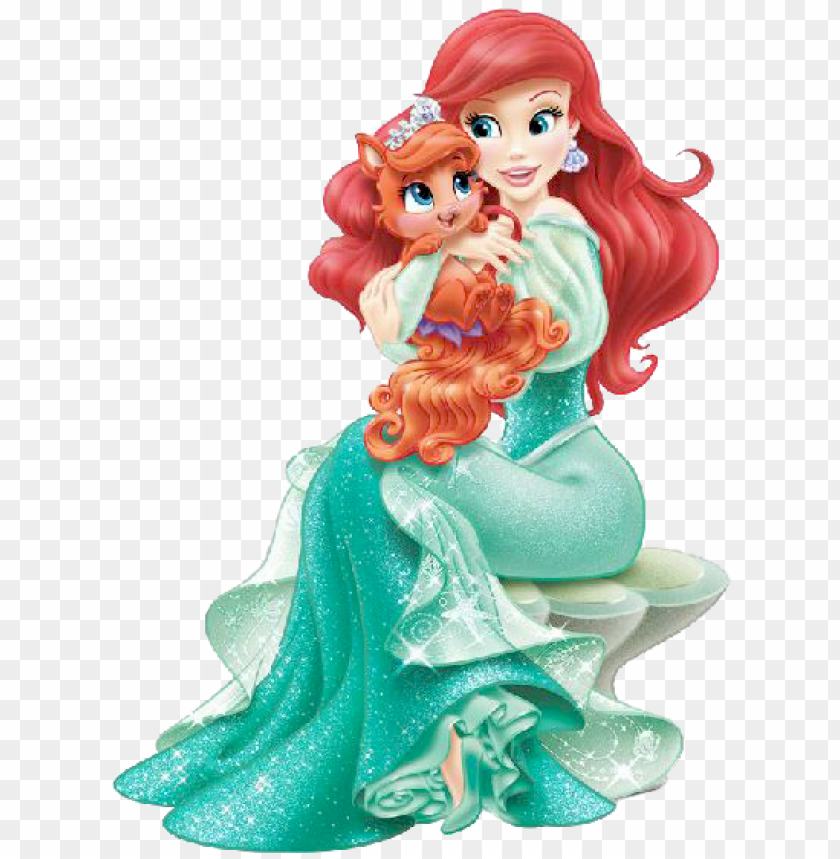 free PNG ariel treasure - disney princess ariel PNG image with transparent background PNG images transparent