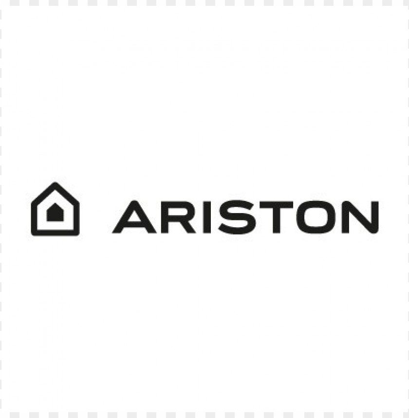 free PNG ariston black logo vector PNG images transparent