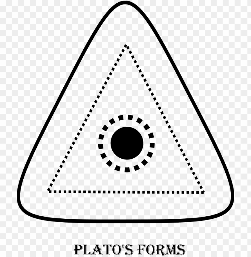 free PNG aristotle drawing map - plato triangle PNG image with transparent background PNG images transparent