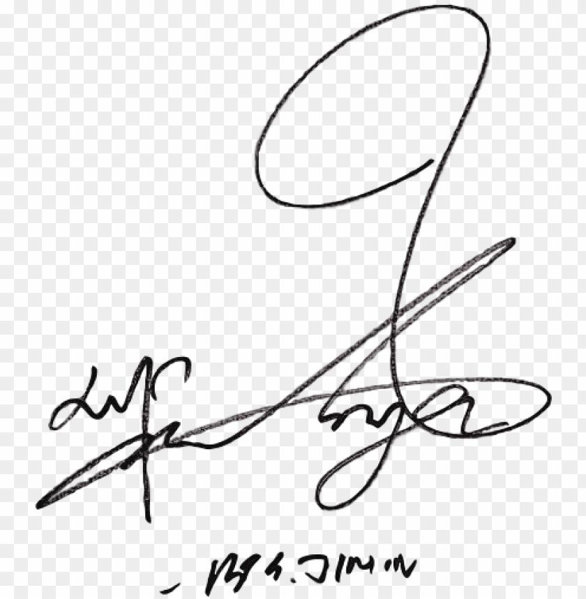 free PNG ark jimin signature - bts jimin signature PNG image with transparent background PNG images transparent