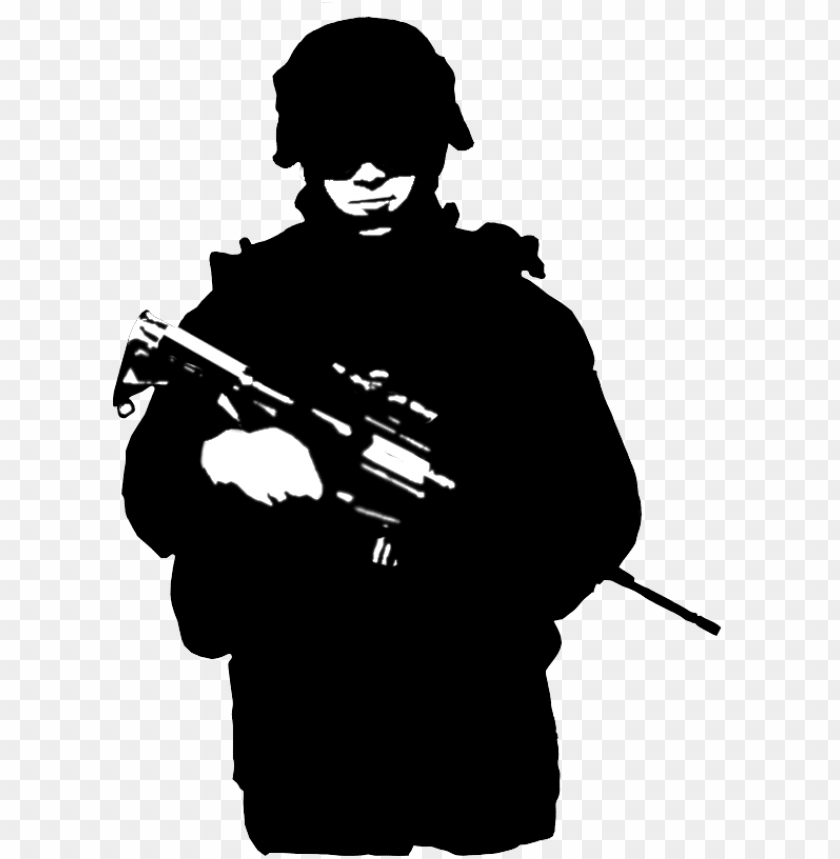 army silhouette png png image with transparent background toppng army silhouette png png image with