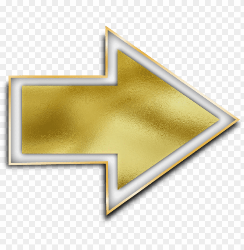 free PNG arrow png golden texture gold border, arrow png, arrow - golden vector arrow PNG image with transparent background PNG images transparent