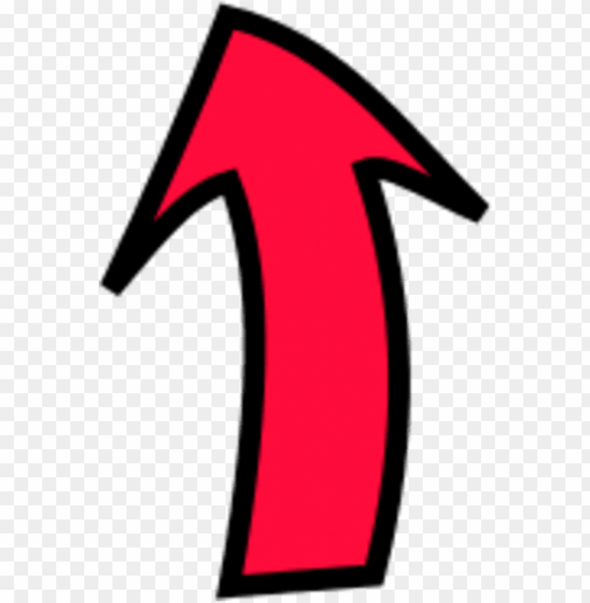 free PNG arrow pointing up - png arrow pointing u PNG image with transparent background PNG images transparent