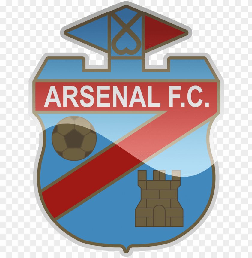 Arsenal De Sarandi Fc Hd Logo Arsenal De Argentina Futbol Png Image With Transparent Background Toppng