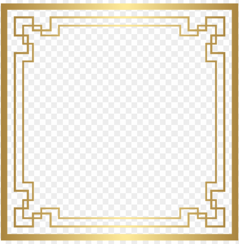 art deco frame png art deco frame png image with transparent background | toppng