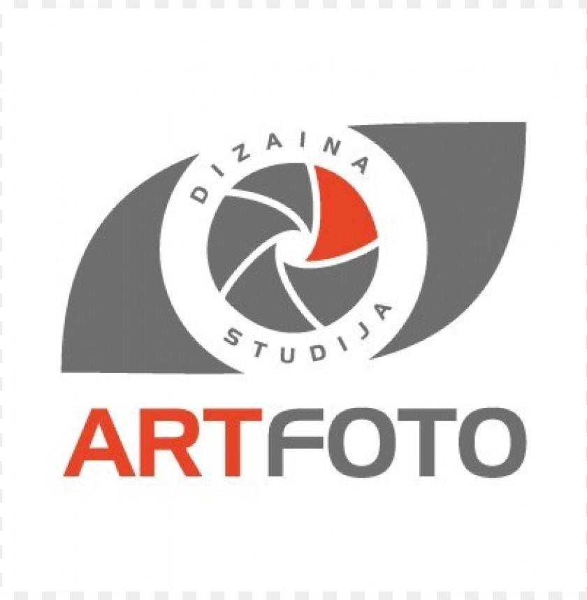 free PNG artfoto logo vector PNG images transparent