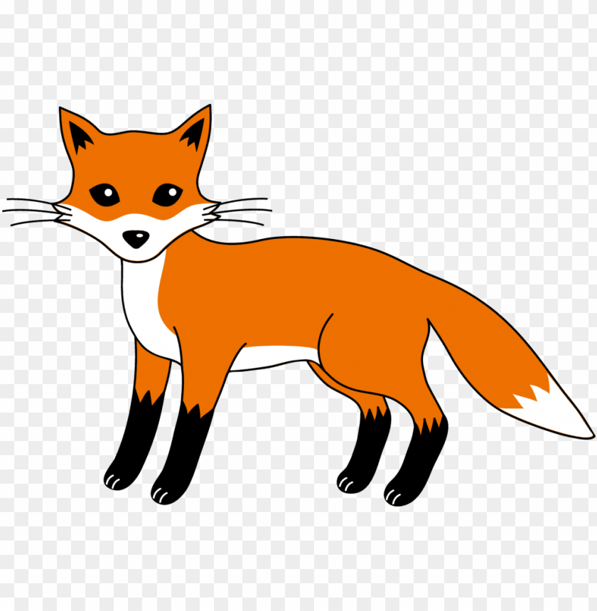 free PNG artistic fox png hd - fox clipart PNG image with transparent background PNG images transparent