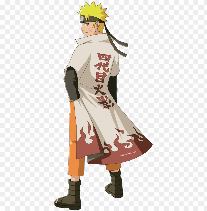 free PNG aruto hokage png - naruto hokage road to ninja PNG image with transparent background PNG images transparent
