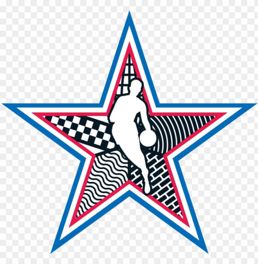 as 15 star - nba all star star logo PNG image with transparent background@toppng.com