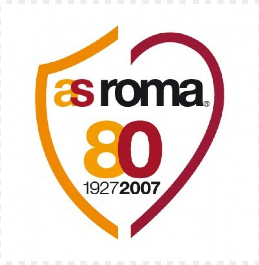free PNG as roma 80 logo vector PNG images transparent