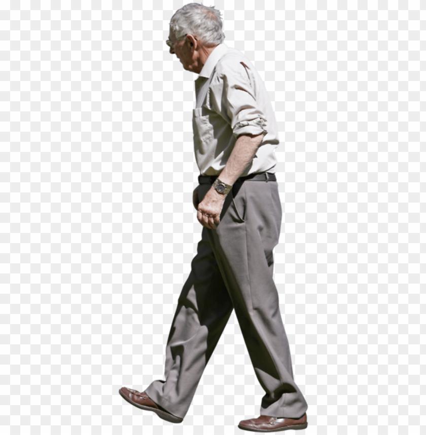free PNG asian man walking - old man walking PNG image with transparent background PNG images transparent