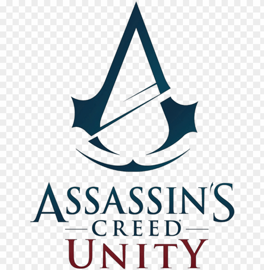 Assassin S Creed Unity Assassins Creed Unity Logo Png Image With