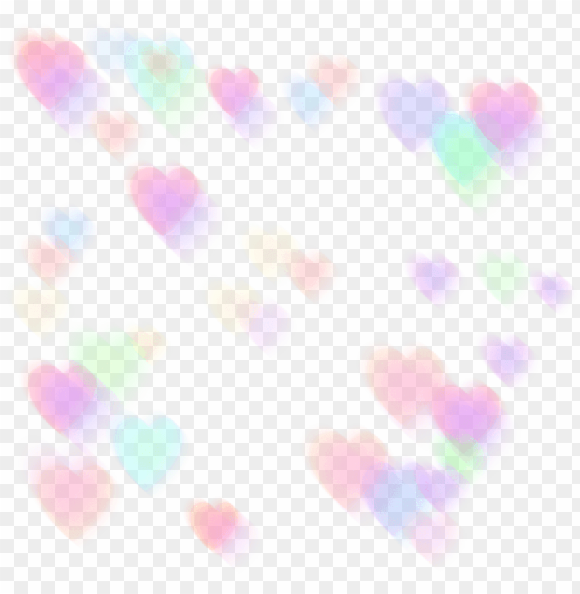 free PNG astel hearts PNG image with transparent background PNG images transparent