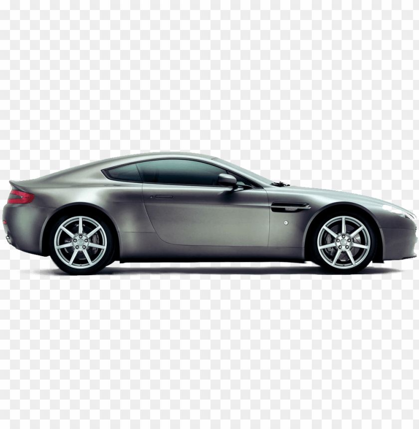 free PNG aston martin in dallas - aston martin v8 vantage profile PNG image with transparent background PNG images transparent