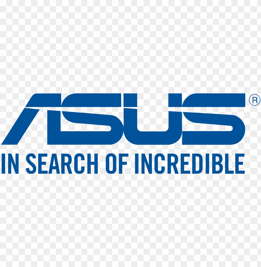 Asus In Search Of Incredible Logo Png Image With Transparent Background Toppng