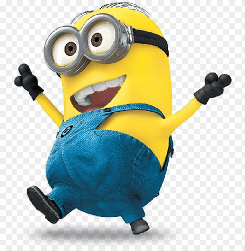 At The Movies Happy Dancing Minion Gif Png Image With