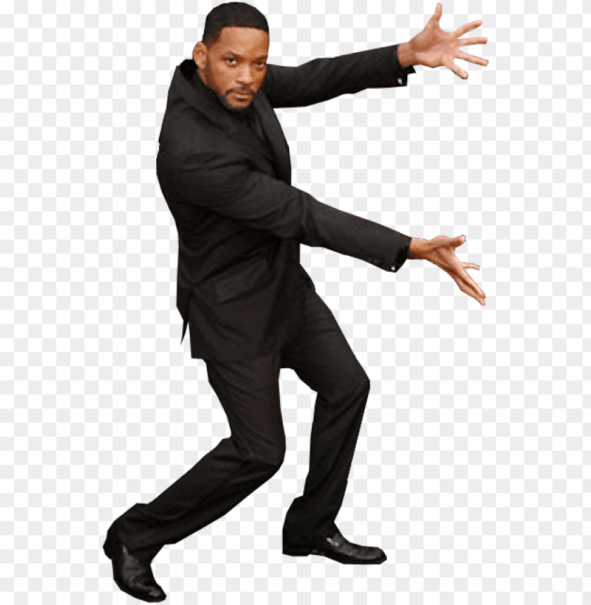 free PNG at the movies - will smith meme tada PNG image with transparent background PNG images transparent