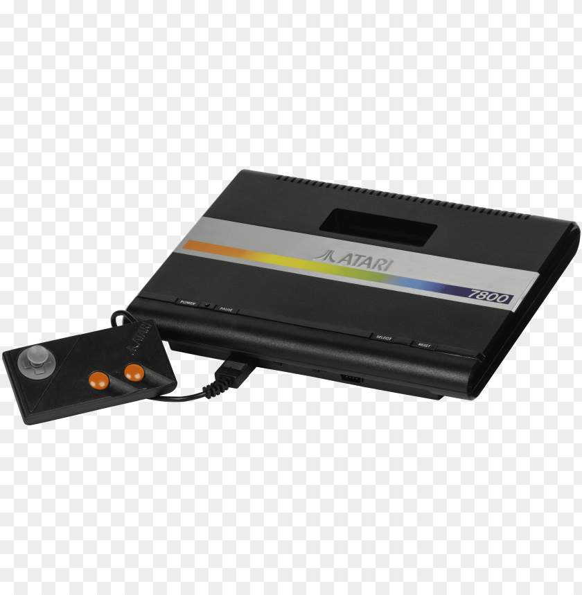 free PNG atari 7800 de atari PNG image with transparent background PNG images transparent