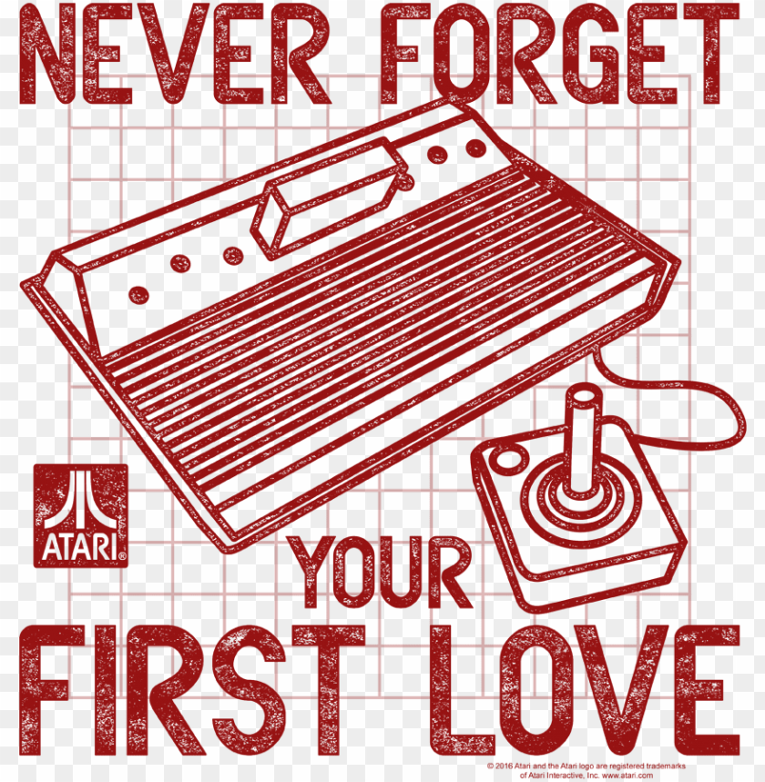 free PNG atari first love youth t shirt - atari PNG image with transparent background PNG images transparent