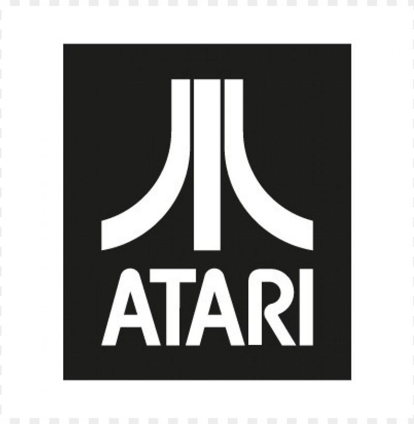 free PNG atari logo vector PNG images transparent