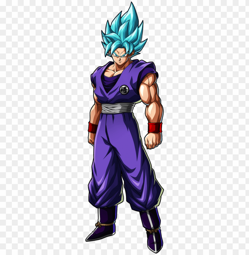 free PNG ate on twitter - dragon ball fighterz super saiyan blue goku PNG image with transparent background PNG images transparent
