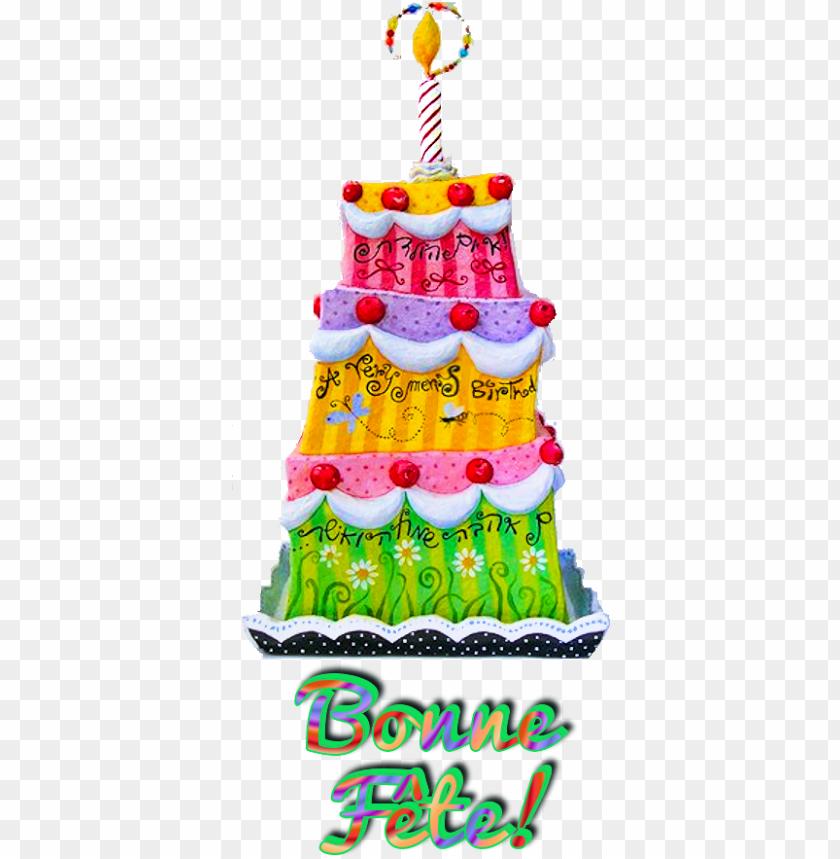 âteau étagé Bonne Fête Birthday Wishes Special Events