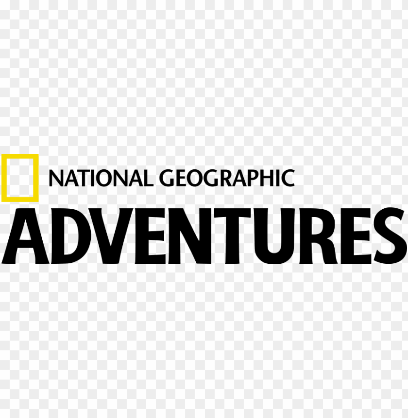 free PNG ational geographic logo transparent - nat geo adventure logo PNG image with transparent background PNG images transparent
