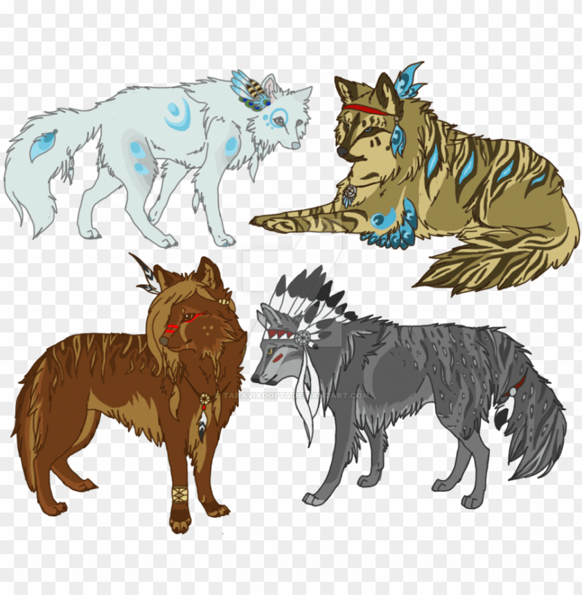 free PNG ative american wolf drawing at getdrawings - american indian wolf drawings PNG image with transparent background PNG images transparent