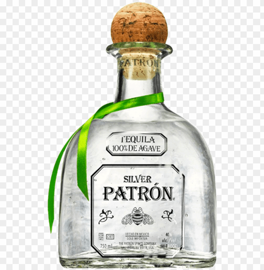 free PNG atron silver tequila 750ml - patron tequila PNG image with transparent background PNG images transparent