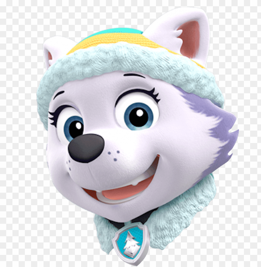 free PNG atrulha canina everest - paw patrol everest PNG image with transparent background PNG images transparent
