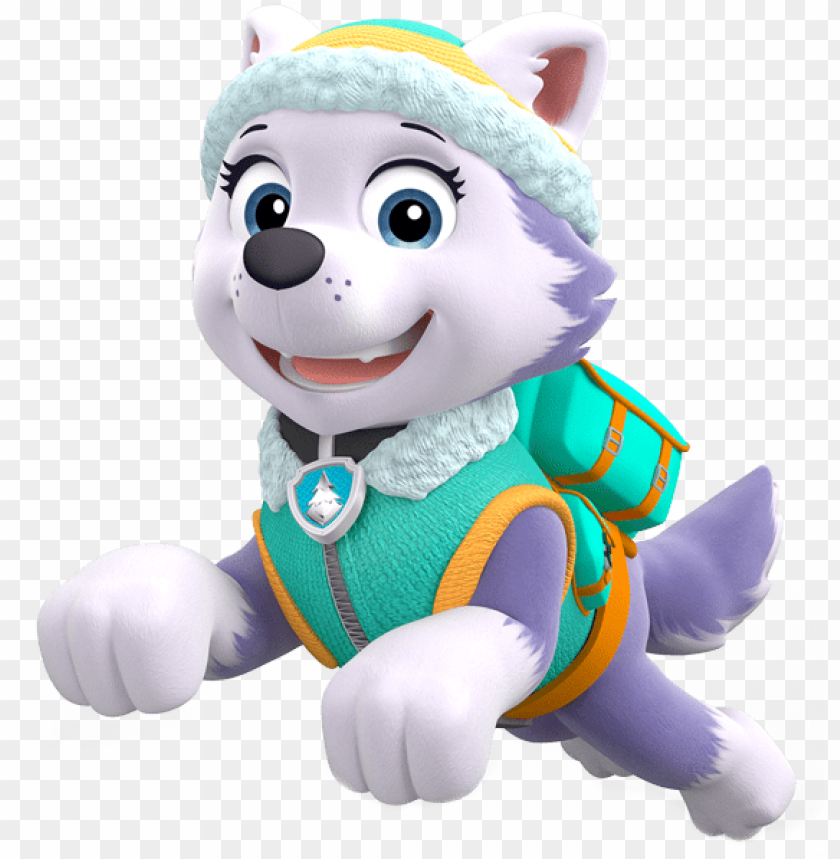free PNG atrulla canina, png, marcos, horario escolar, kit, - everest paw patrol PNG image with transparent background PNG images transparent