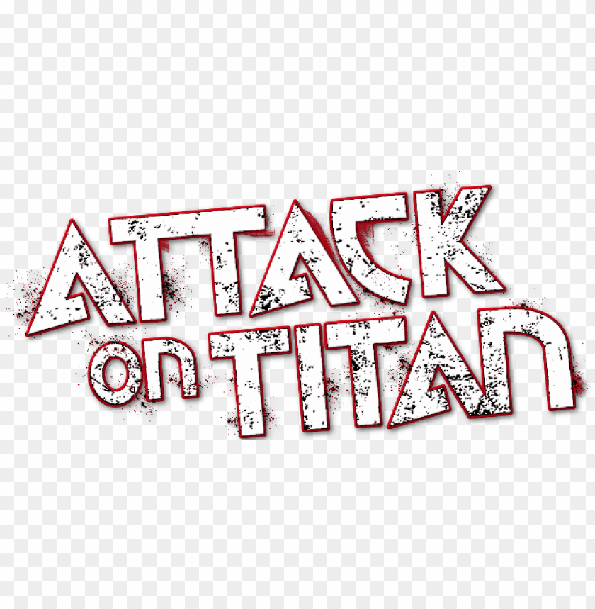 Attack On Titan Return Date Attack On Titan Logo Png Image With Transparent Background Toppng