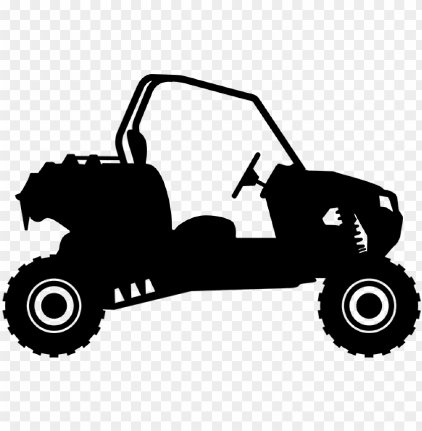 Atv Icon Side By Side Atv Silhouette Png Image With Transparent Background Toppng