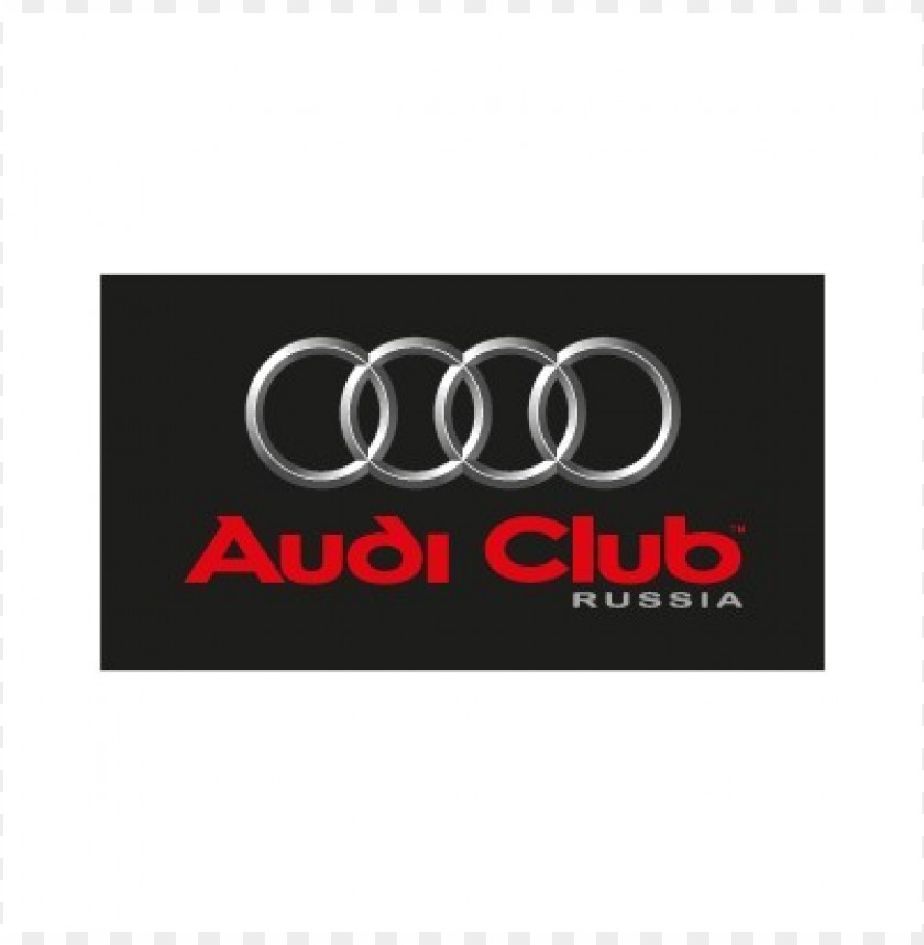 free PNG audi club logo vector PNG images transparent