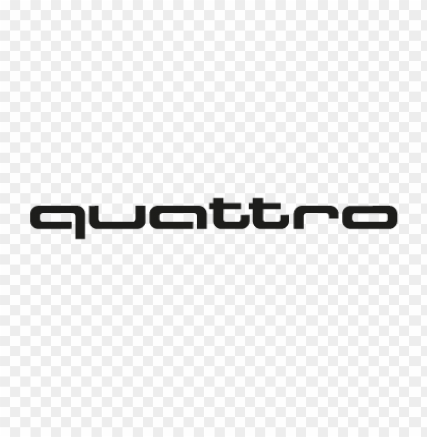 free PNG audi quattro vector logo free download PNG images transparent