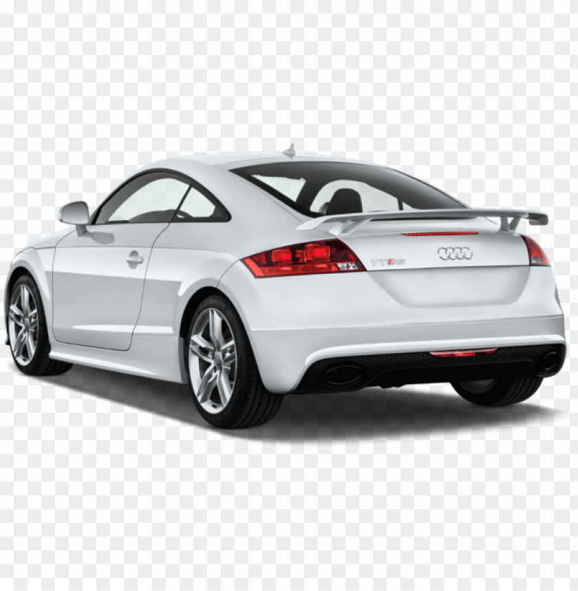 free PNG -audi tt rs plus coupe - audi tt 2018 rear PNG image with transparent background PNG images transparent