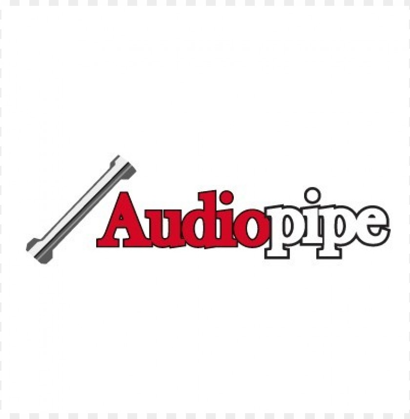 free PNG audiopipe logo vector PNG images transparent
