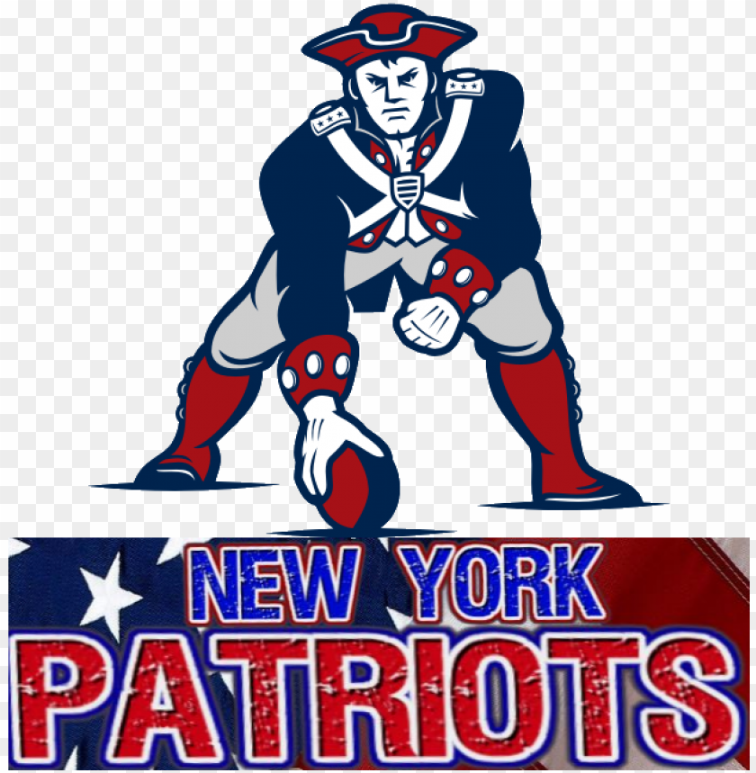 free PNG august 21, 2016 621 × 650 new york patriots - new england patriots logo concept PNG image with transparent background PNG images transparent