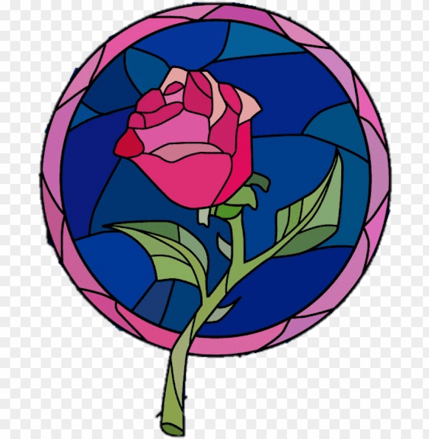 free PNG august overanalysis of disney - beauty and the beast rose PNG image with transparent background PNG images transparent